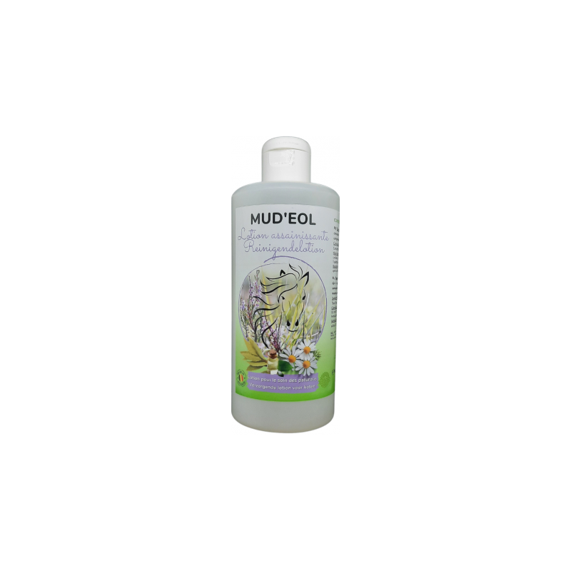 Mud'eol Lotion Lotion pour les paturons - crevasses 500ml - Essence of Life CHEV-1240 Essence Of Life 27,50€ Ornibird