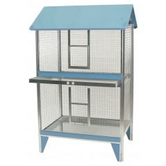 Aviary galvanised rectangular G 19107 Benelux 249,34 € Ornibird