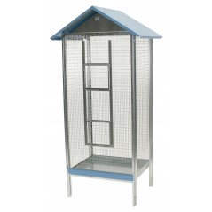 Aviary galvanised rectangular type 104 19104 Benelux 156,47 € Ornibird