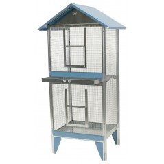 Aviary galvanised rectangular type 105 19105 Benelux 180,85 € Ornibird