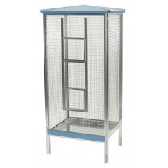 Aviary galvanised rectangular type 108 19108 Benelux 145,25 € Ornibird
