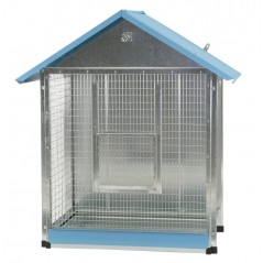 Aviary galvanised rectangular type 117 19117 Benelux 129,09 € Ornibird