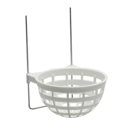 Nest plastic interior hooks 10cm
