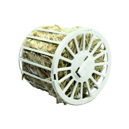 Floss nest jute with support