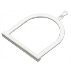 Gangorra, de plástico-9 x 10 cm