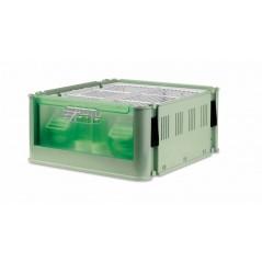 Box de transport sans couvercle 38 x 39 x 18 cm h - 2G-R 200 2G-R 54,01 € Ornibird