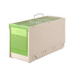 Cageot en plastique large