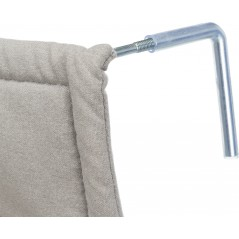 Sac confort XXL pour radiateurs Brun/Taupe 55x15x36cm - Trixie 43139 Trixie 49,99€ Ornibird