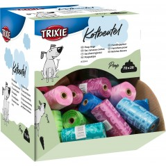 Sac ramasse-crottes 20sacs/rouleau 1x - Trixie 22843 Trixie 0,79€ Ornibird