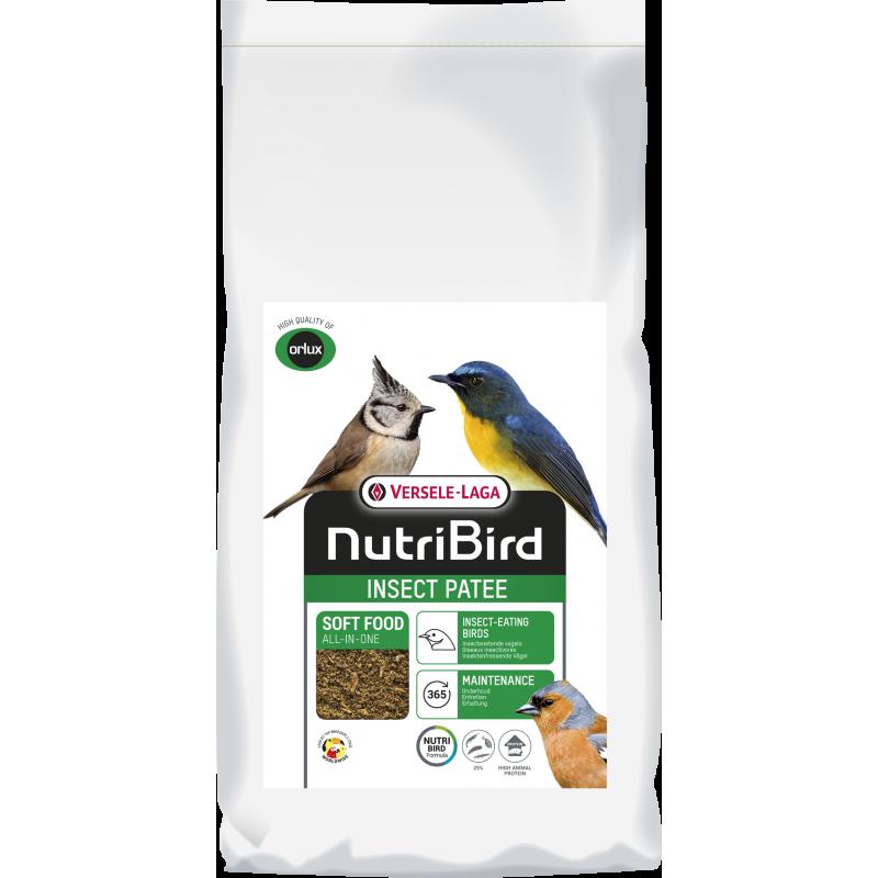 Insect Patée 20kg - Nutribird 422151 Nutribird 197,03€ Ornibird