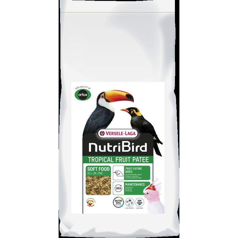 Tropical Fruit Patée Soft Food All-In-One 25kg - Nutribird 422142 Nutribird 120,34€ Ornibird