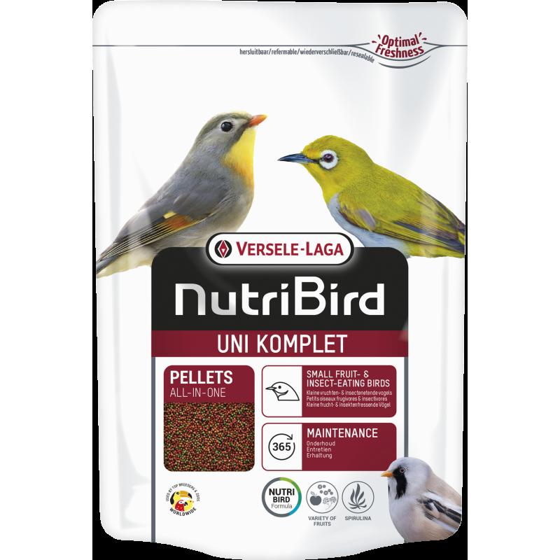 Uni Komplet Pellets All-In-One 250gr - Nutribird 422143 Nutribird 3,30€ Ornibird