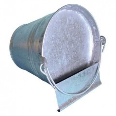 Water trough galvanized bucket layer wide 2454 Benelux 18,00 € Ornibird