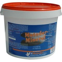 Matador Mineral (seau) 5kg - Backs