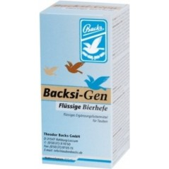Basksi-Gen (beer yeast liquid) 500ml - Backs 28002 Backs 19,95 € Ornibird