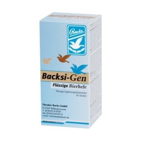 Basksi-Gen (beer yeast liquid) 500ml - Backs