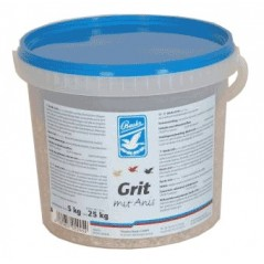 Grit anisé - seau 5kg - Backs