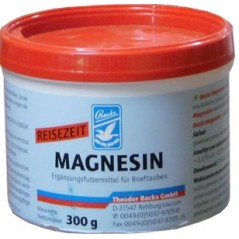 Magnesin (muscles + électrolytes) 300gr - Backs