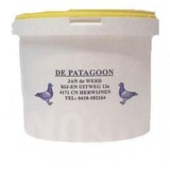 Multi Mix-10kg - Of Patagoon 88001 De Patagoon 19,69 € Ornibird