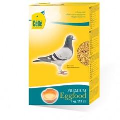 Patée aux oeufs pour des pigeons 1kg - Cédé