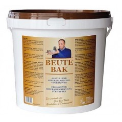Beute Bak (mineral grains and herbs to the idea of Gert Jan Beute) 10l - DHP 33048 DHP 21,25 € Ornibird