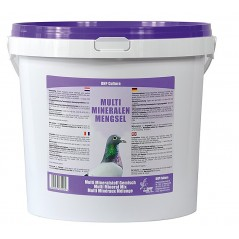 Mixing multi-minerals (the bucket the more complete) 10l - DHP 33001 DHP 22,70 € Ornibird