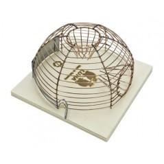 Armadilha - Dome, em ratos