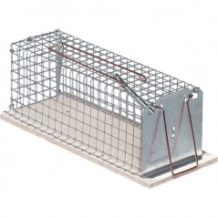 Piège - Trappe à rats 1 compartiment