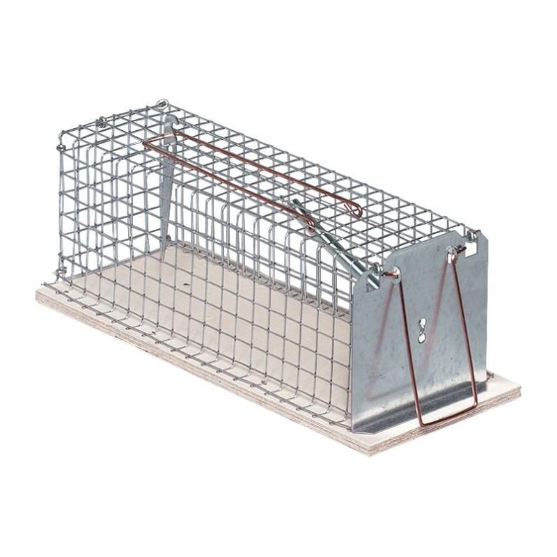 pi ge trappe rats 1 compartiment ornibird tout pour vos oiseaux. Black Bedroom Furniture Sets. Home Design Ideas