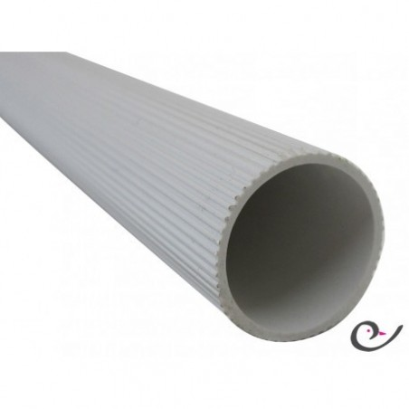 Percha de plástico de 10 mm x 100 cm
