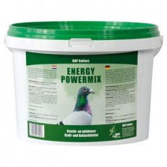 Energy Power Mix (reserves de graisse vols & élevage) 10l - DHP