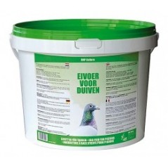 Mash the eggs of pigeons (about 5kg) 8l - DHP 33067 DHP 19,25 € Ornibird