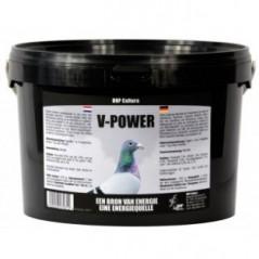 V-Power (arachides en poudre, graines grasses, graisse de mouton, fromage) 2,5L - DHP