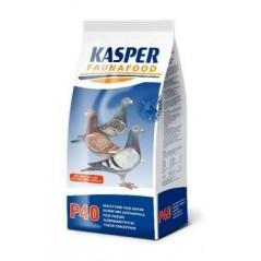 P40 (pellets pigeons) 4kg - Kasper Faunafood 89014 Kasper Faunafood 8,16 € Ornibird