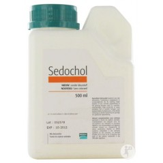 Sedochol (sans colorant) 500ml - Merial