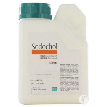 Sedochol (sans colorant) 500ml - Merial