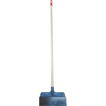 Grattoir pour le sol 30cm avec manche en bois