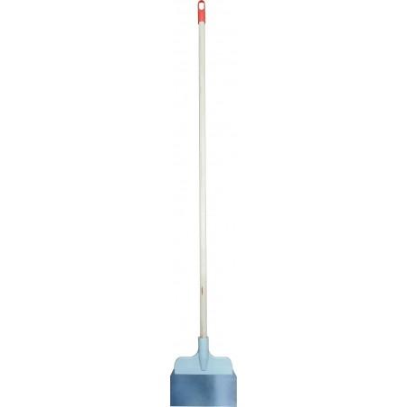 Grattoir pour le sol 20cm avec manche en bois
