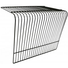 Facade black metal cage exposure - German Model 300522 Quiko 6,07 € Ornibird
