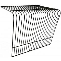 Facade black metal cage exposure - German Model 300522 Quiko 6,07 € Ornibird