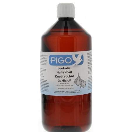 Garlic oil 1L - Pigo pigeons 25008 Pigo 20,20 € Ornibird