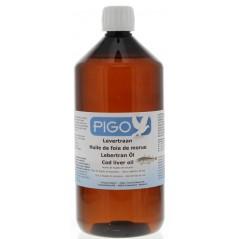 Cod liver oil 1L - Pigo pigeons 25007 Pigo 22,38 € Ornibird