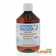 Cod liver oil 500ml - Pigo pigeons 25006 Pigo 13,72 € Ornibird