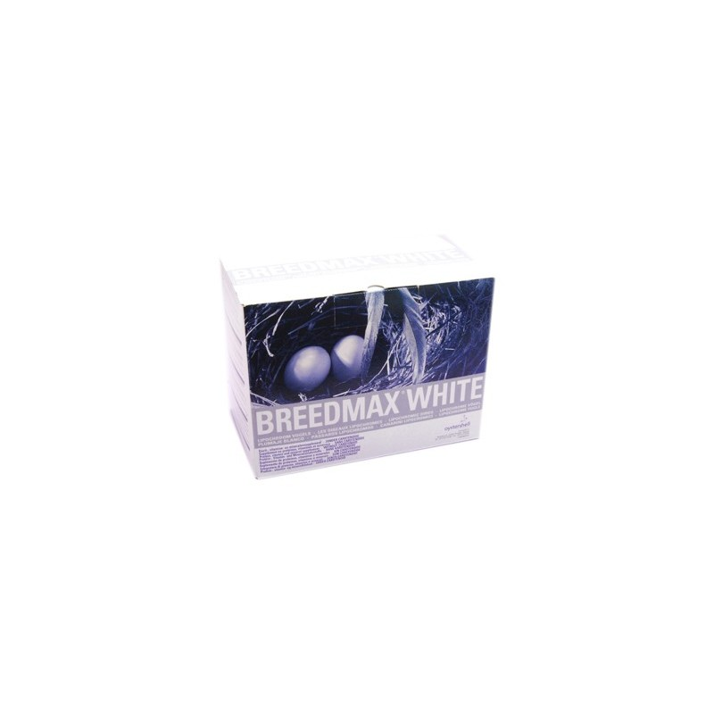 Breedmax White (without the carotenes, for white birds) 3kg - Oystershell 24005 Artuvet 56,43 € Ornibird