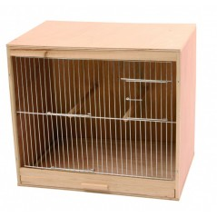 Cage breeding in wood-it-yourself - Kit - 43x38x30cm 401/500 Duvo 33,61 € Ornibird