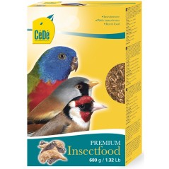 Mash the honey and baiesaux for insectivorous 600gr - Sold 731 Cédé 10,50 € Ornibird