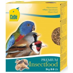 Mash the honey and baiesaux for insectivorous 3kg - Sold 869 Cédé 46,25 € Ornibird