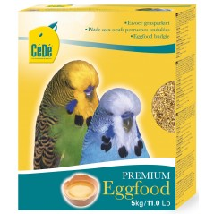Mash the eggs to parakeets wavy 5kg - Sold 810 Cédé 21,65 € Ornibird