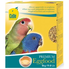 Mash the eggs to agapornides & euphèmes 5kg - Sold 829 Cédé 23,45 € Ornibird