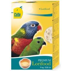 Lorifood 1kg - Sold 756 Cédé 9,15 € Ornibird